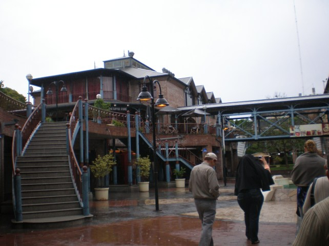 Estação San Isidro