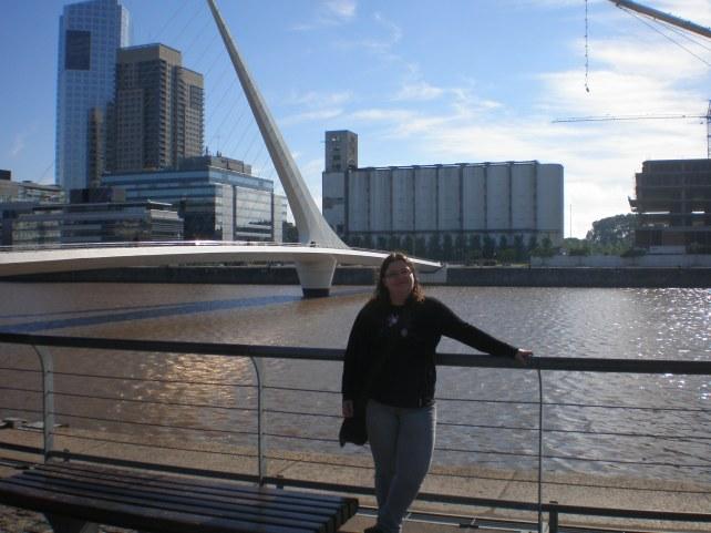 Yo y la puente